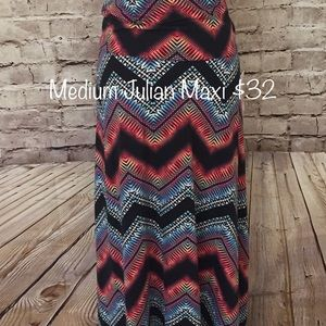 Medium Maxi Skirt from Honey and Lace.